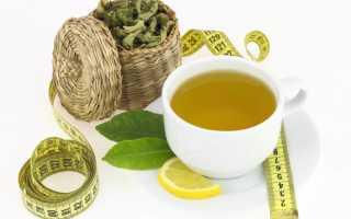 Гель для похудения чай