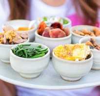 Дробленое питание диета