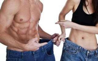 Как убрать лишний жир с живота и боков за неделю в домашних условиях?