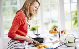 Диета для женщин после 40 с малоподвижным образом жизни