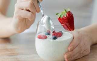 Молочно кислая диета
