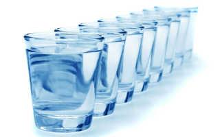 Диета пить воду за 20 минут до еды