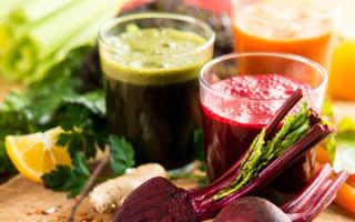 Семидневная диета с питьевыми днями