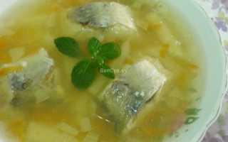 Рыбный суп из минтая для ребенка 1 год