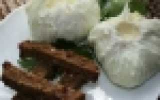 Шампиньоны с прованскими травами в духовке