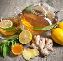 Как приготовить зеленый чай для похудения с имбирем и лимоном?
