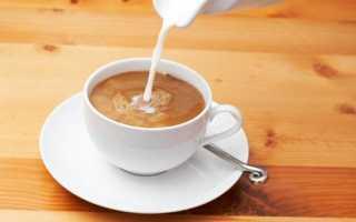 Можно ли пить на ночь чай с молоком?