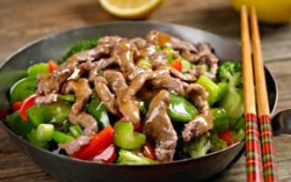 Двухнедельная китайская диета