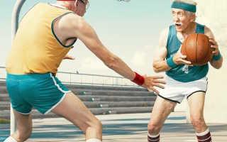Как тренироваться после 60 лет?