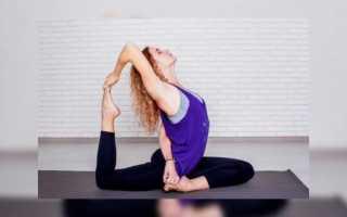 Йога для верхней части тела