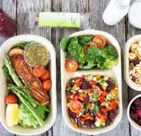 Вкусные и малокалорийные продукты