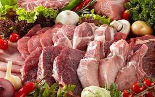 Сколько нужно есть мяса в неделю здоровому человеку