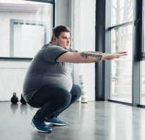 Основы похудения для мужчин