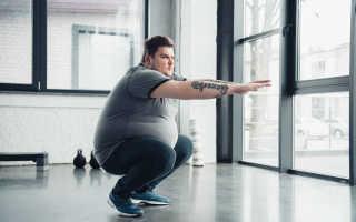 Как сбросить 20 кг за 2 месяца мужчине?