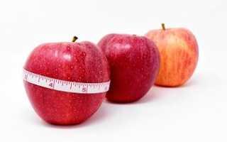 Меню 1000 калорий на неделю с указанием количества продуктов