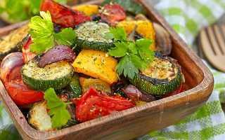 Как потушить овощи на сковороде для диеты?