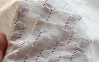 Как можно определить волокна хлопка?