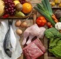 Последовательное питание для здоровья