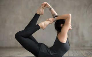 Йога для похудения за 30 мин