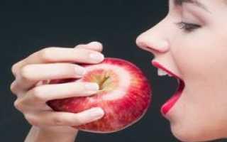 Если есть только фрукты лицо похудеет
