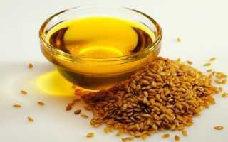 Как часто можно употреблять льняное масло?