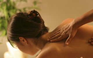 Как подготовить тело к массажу?