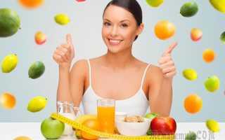 Что можно поесть на завтрак на диете?