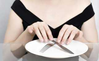 Как начать правильно голодать для похудения?