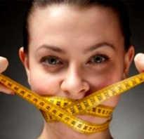 Как уйти в голод для похудения?