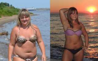 Как заметно похудеть за месяц?