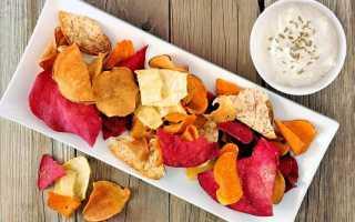 Как приготовить чипсы из фруктов в домашних условиях?