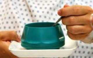 Можно ли пить воду после удаления аппендицита?