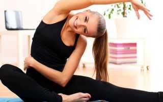 Бодифлекс лучшие упражнения для похудения