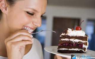 Какие можно кушать сладости при похудении?