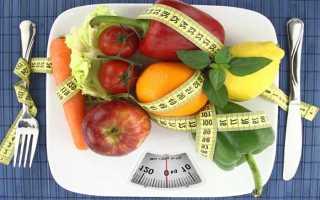 Калорийность овощей и фруктов таблица на 100 грамм для похудения