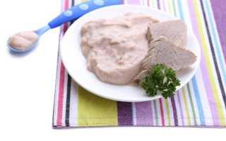 Использование мяса индейки в питание в дошкольных учреждениях