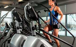 Упражнение лесенка для похудения