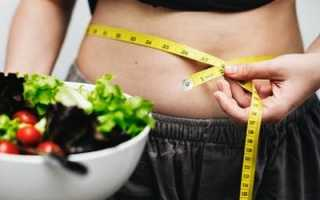 Правила здорового питания для похудения