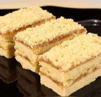 Пирожное песочное за 22 копейки рецепт