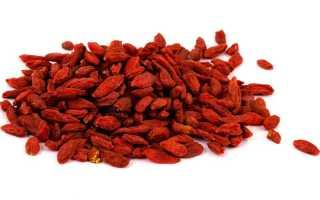 Как принимать ягоды годжи сушеные для похудения?