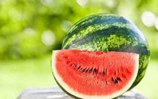 Чем полезна арбузная диета