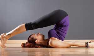 Йога для похудения живота и бедер видео в домашних условиях