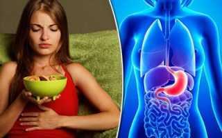Правильное питание при изжоге и гастрите