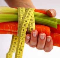 Какие диеты существуют для похудения?