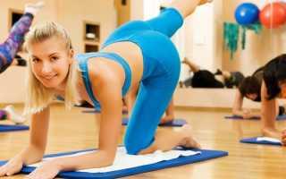 Как уменьшить жировую прослойку на животе женщине?