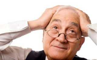 Упражнения для восстановления памяти у пожилых
