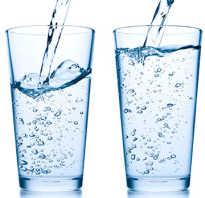 Диета два стакана воды перед едой
