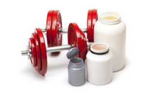 Самое лучшее спортивное питание для набора мышечной массы