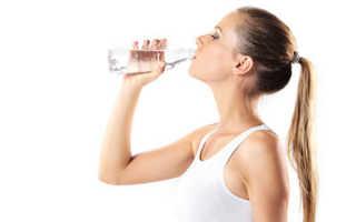 Питьевая диета на месяц отзывы