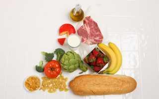 Дневная норма белка для человека